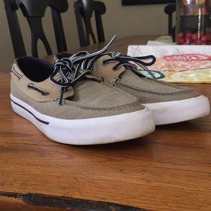 Tommy Hilfiger deck shoes